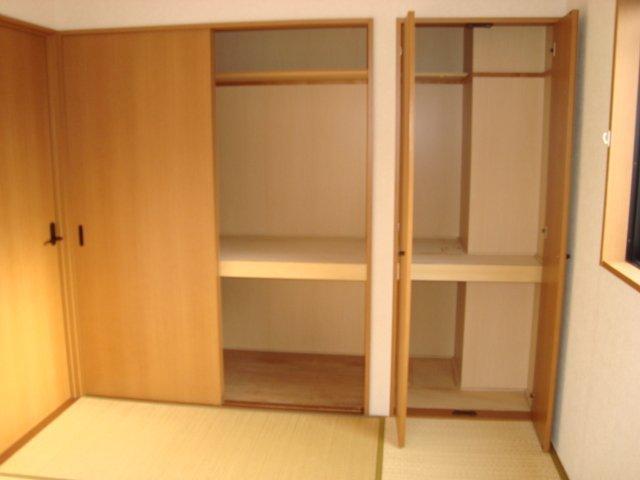 ソレイユ ルヴァン 根川 307号室のキッチン