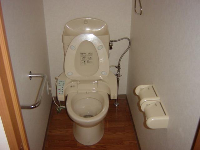 ソレイユ ルヴァン 根川 307号室のトイレ