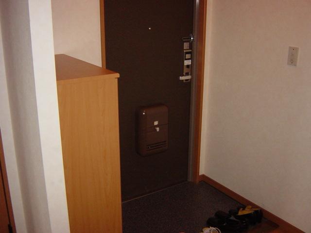 ソレイユ ルヴァン 根川 307号室の収納