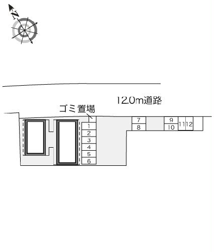 レオパレスYOSHI 106号室のその他