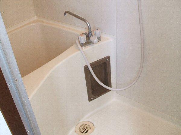 メゾン薗田ビル 302号室の風呂