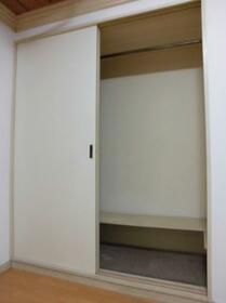 クレスト津田沼第02 0102号室の収納