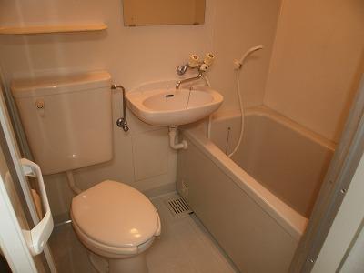 アイリス梅坪 305号室の風呂