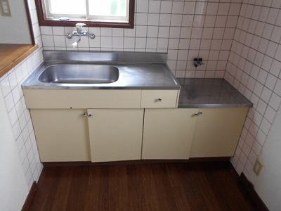 シャーウッドMI 206号室のキッチン
