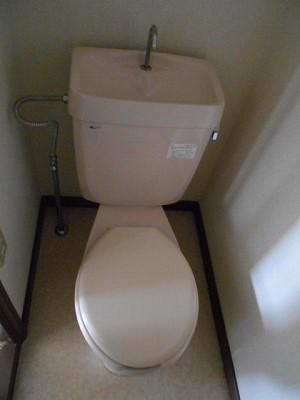 シャーウッドMI 206号室のトイレ