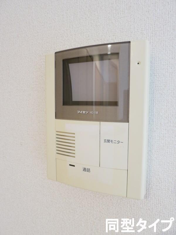 プロムナード壱番館 01010号室のセキュリティ