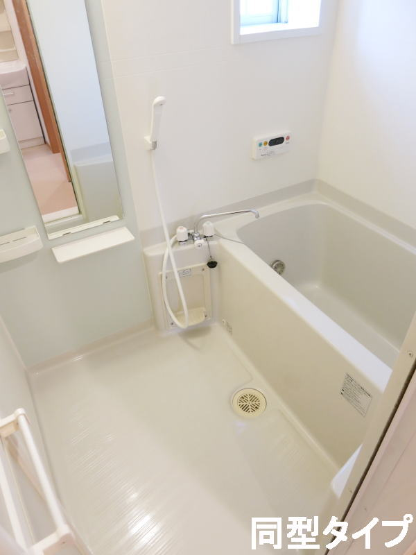 プロムナード壱番館 01010号室の風呂