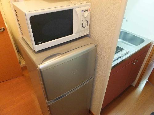 レオパレスグリーンサイド 105号室の設備