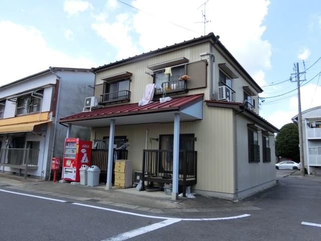 富士荘D(北) 202号室の外観