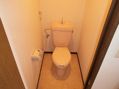 花曜日 202号室のトイレ