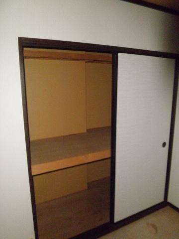 メゾン青山 205号室の収納