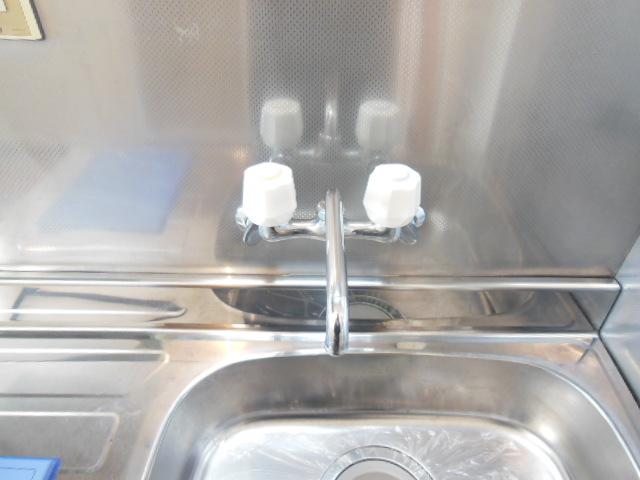 ハイツナカミチ 203号室のキッチン