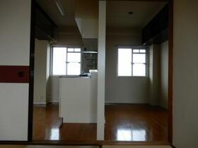 ビレッジハウス二和1号棟 0404号室のエントランス