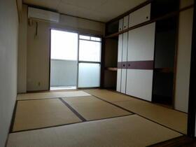 ビレッジハウス二和1号棟 0404号室のキッチン