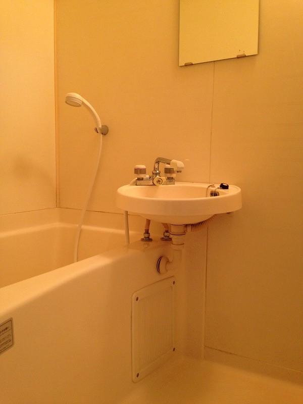 ルック神田 302号室の風呂
