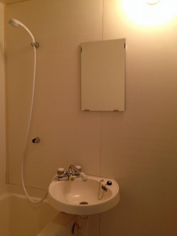 ルック神田 302号室の洗面所