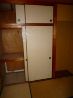 コーポ井川 105号室の収納