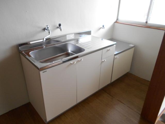 コーポ井川 105号室のキッチン