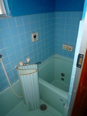 コーポ井川 105号室の風呂