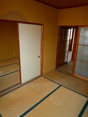 コーポ井川 105号室の居室