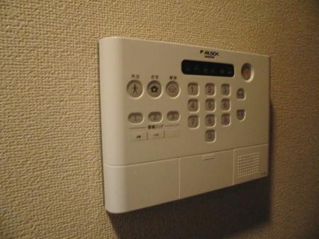 D-room大崎 203号室のセキュリティ