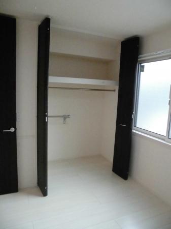 D-room大崎 203号室の収納