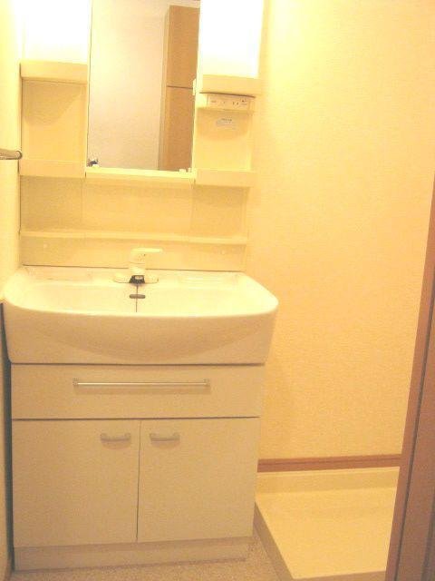 スィア バレーリア 01010号室の洗面所
