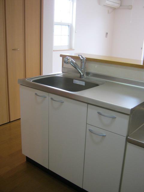 スィア バレーリア 01010号室のキッチン
