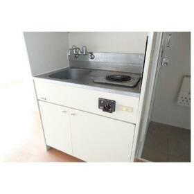 ウイニング奥沢 304号室のキッチン