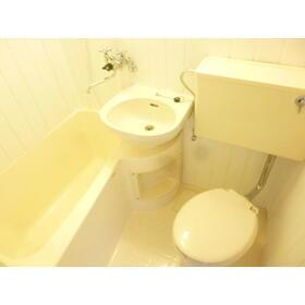 ウイニング奥沢 304号室のトイレ