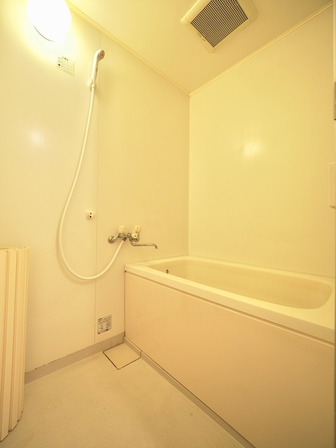 ヒルサイドテラス 302号室の風呂