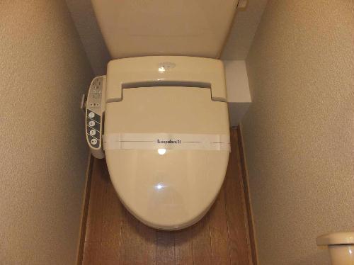 レオパレスカーサフィオーレ 101号室のトイレ