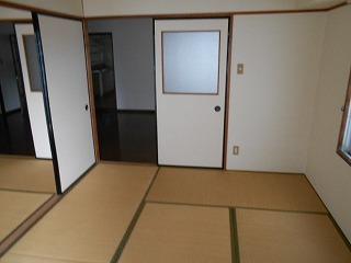 ウエストワン 402号室の居室