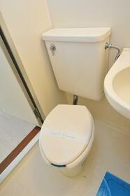 メゾン・ド・サリアン 0203号室のトイレ