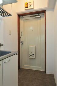 メゾン・ド・サリアン 0203号室の玄関