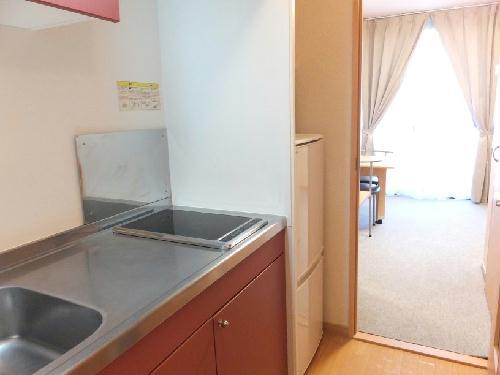 レオパレス中野木LA1 304号室のキッチン