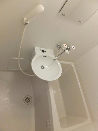 レオパレス中野木LA1 304号室の風呂