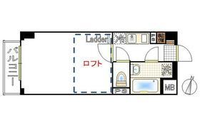 アスティエ渋谷松涛・402号室の間取り