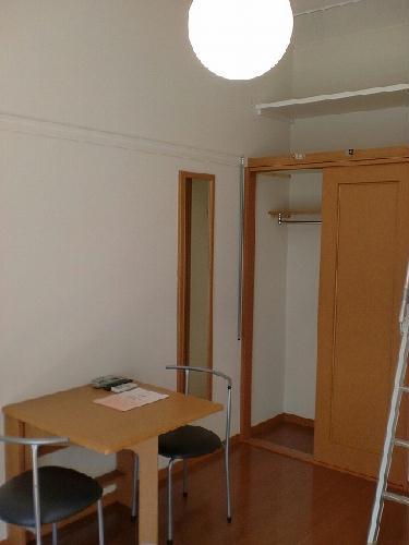 レオパレスコロモ 203号室の居室