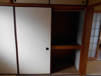 井川ハイツ 203号室の収納
