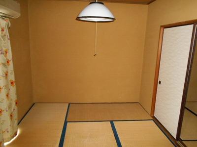 井川ハイツ 203号室のベッドルーム