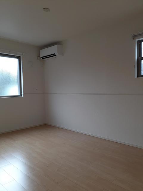 ソレイユ 01030号室のバルコニー
