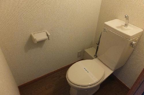 レオパレスヴィクトワール 203号室のトイレ