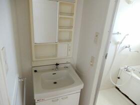 ビレッジハウス小田渕2号棟 0401号室の洗面所