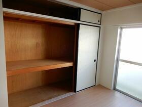 ビレッジハウス小田渕2号棟 0401号室の収納