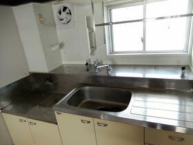 ビレッジハウス小田渕2号棟 0401号室のキッチン