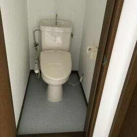 ハイツフロンティア 102号室のトイレ