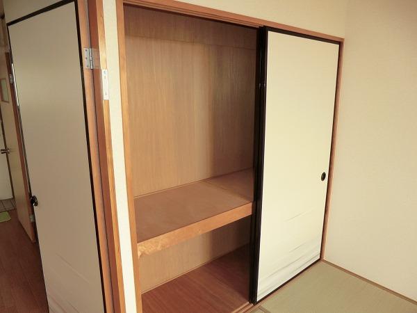 ハイツ内藤 205号室の収納