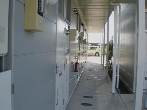 レオパレスMINA 205号室のその他共有