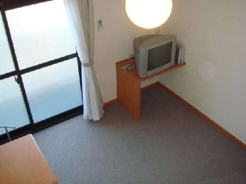 レオパレスMINA 205号室のリビング